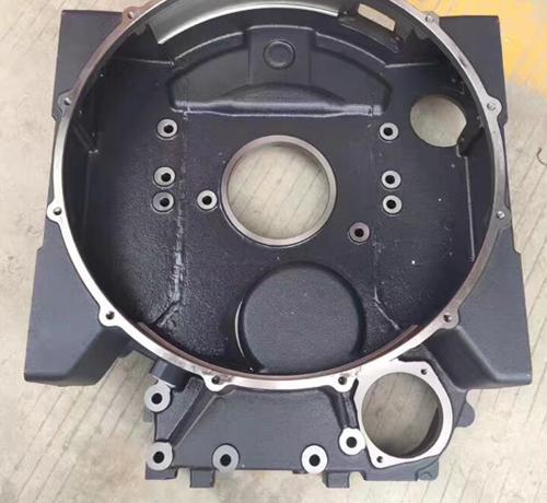 潍柴发动机配件中飞轮壳为什么经常损伤