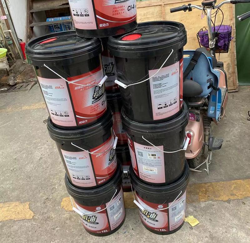 潍柴专用机油
