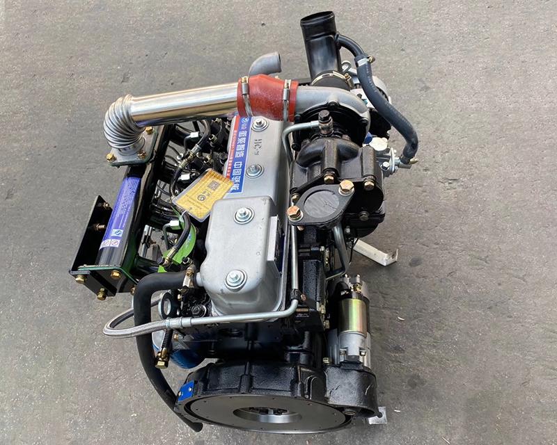 小型潍柴发动机490K.51马力