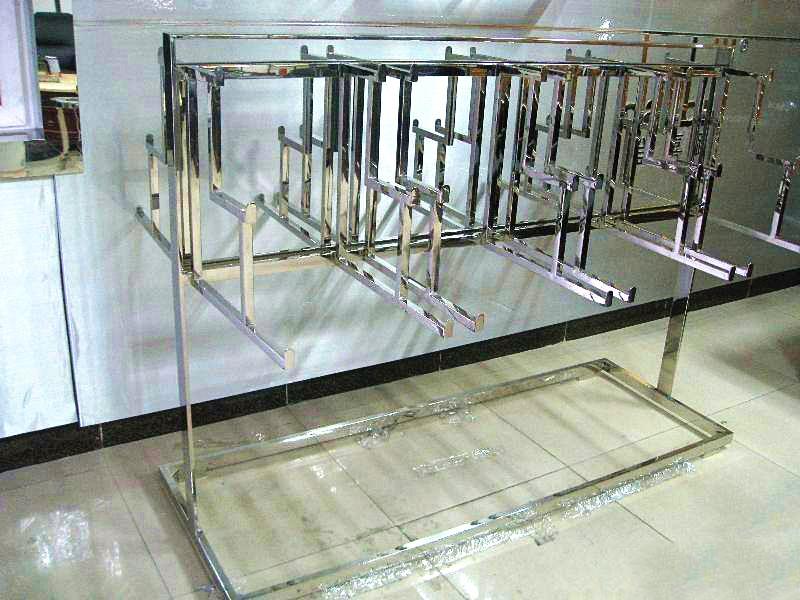 不锈钢展架