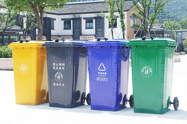 云南镀锌板垃圾桶公司