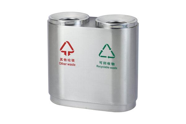 昆明圆形垃圾桶
