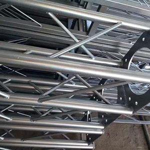 桁架不锈钢质量展示图