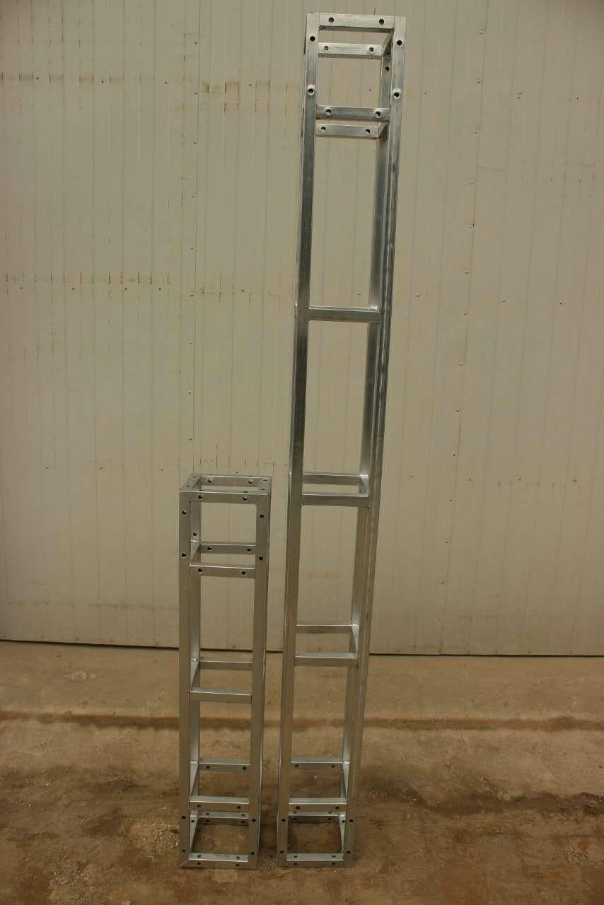 云南桁架批发出去的高低桁架