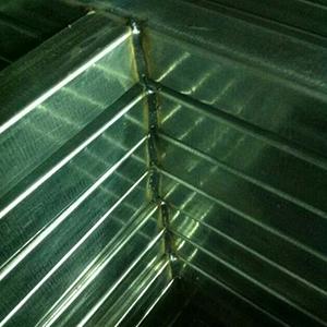 桁架焊接点