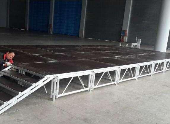 昆明舞台桁架出租搭建与舞台构造效果图