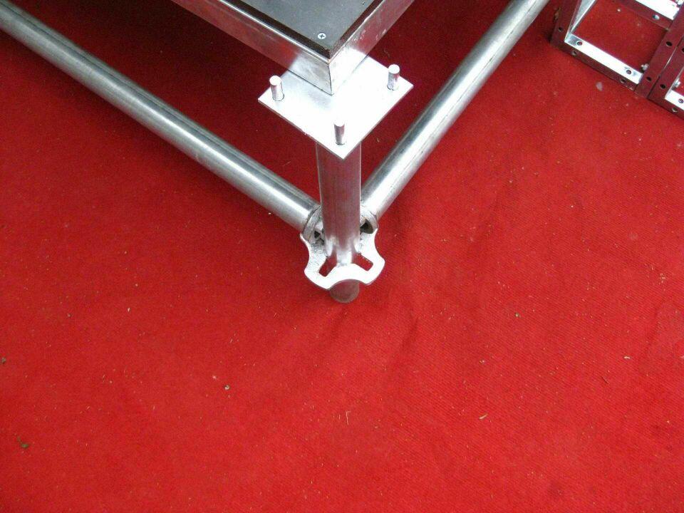 昆明舞台桁架厂家之舞台桁架结构