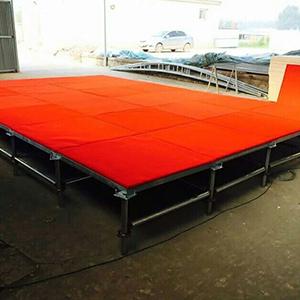 舞台红毯效果图