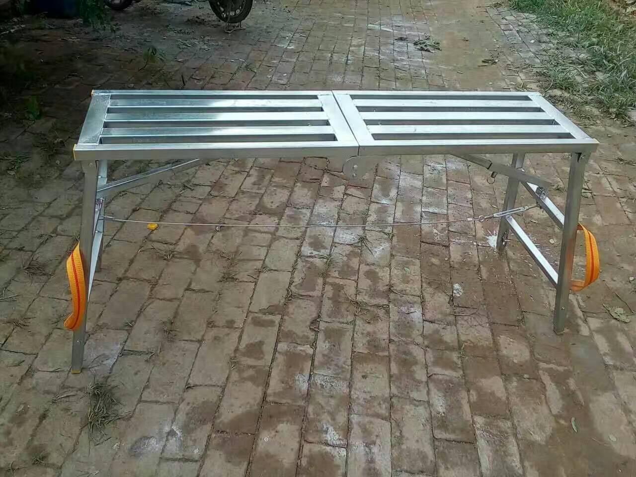 镀锌折叠马凳