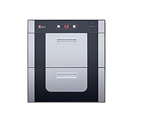 商用廚房設備可調節不鏽鋼消毒櫃