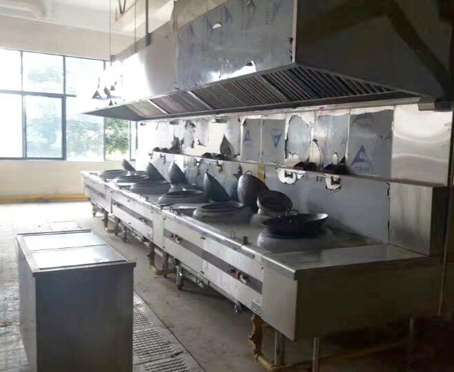 爱因素学生食堂厨房施工设备