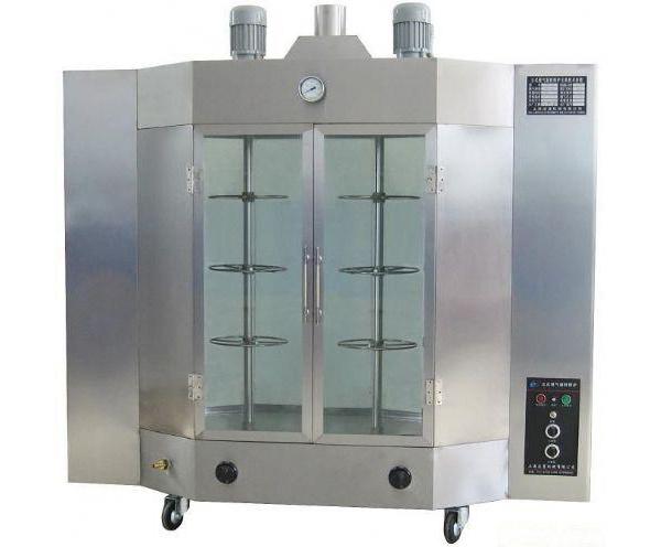 双排烤鸭机