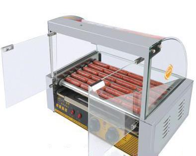 六组式烤肠机