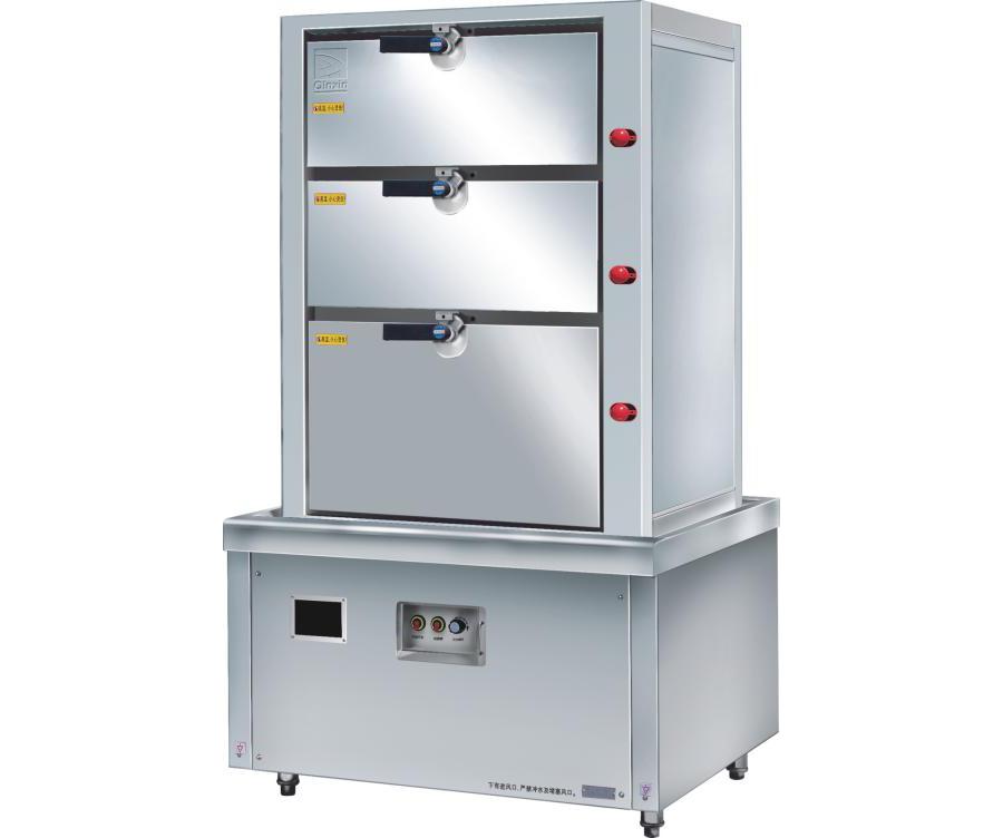 厨房设备海鲜蒸柜