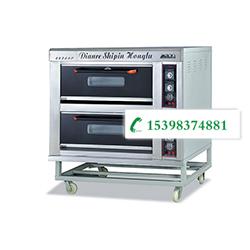 昆明廚房設備-兩層四盤烤爐