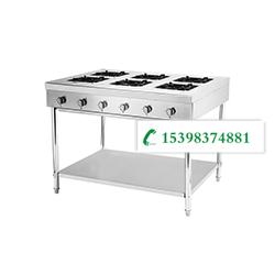 昆明厨房设备-六头低压煲仔炉