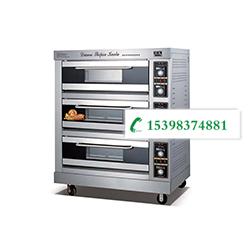云南不銹鋼廚具-三層六盤烤爐