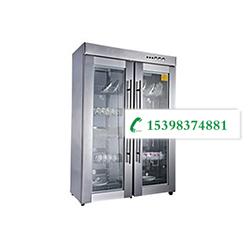 云南不锈钢厨房设备-双门低温消毒柜