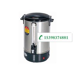 云南不锈钢厨房设备-圆桶开水器