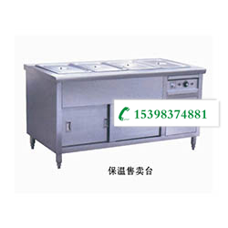 昆明不銹鋼廚具價格-保溫售賣臺