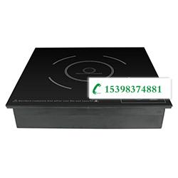 云南不銹鋼廚具-觸摸燈顯示款 電磁爐 3KW