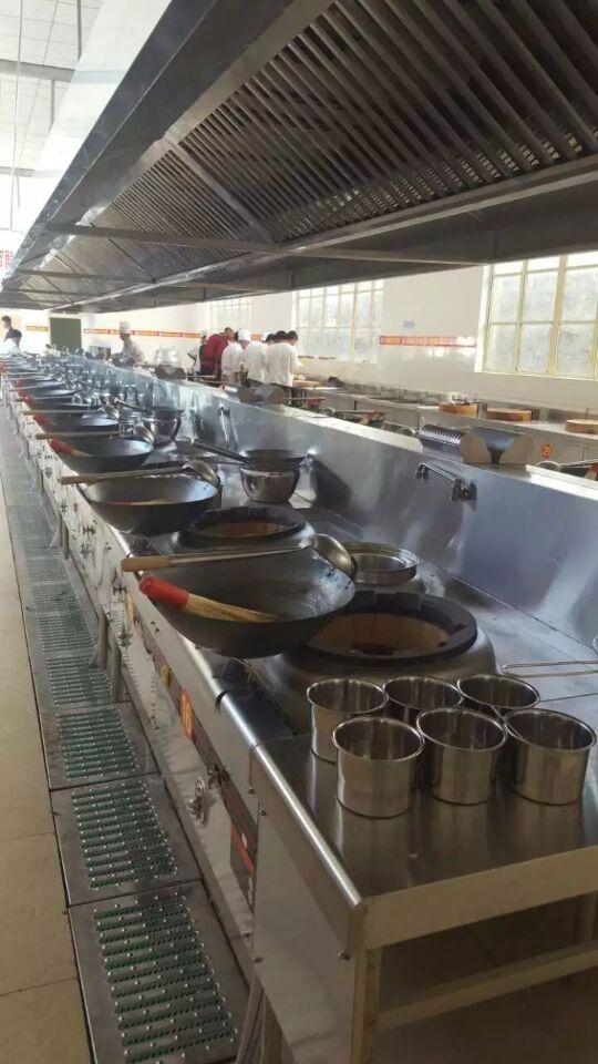 工程案例——厨房设备1