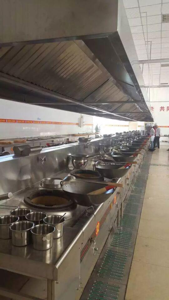 工程案例——餐厅厨房设备检测