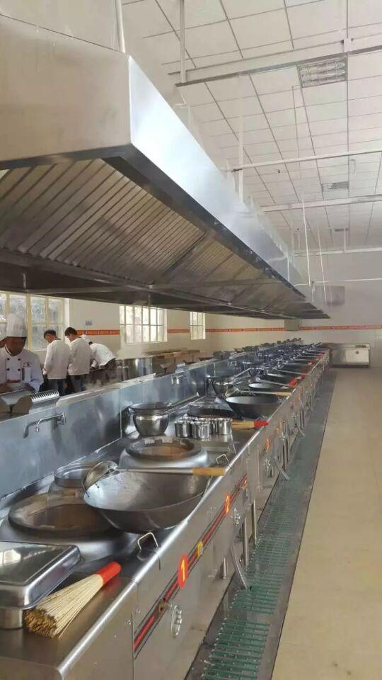 工程案例——餐飲廚房設備
