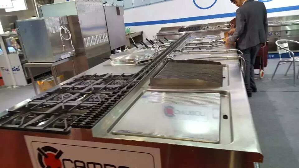 工程案例——昆明厨房设备选购