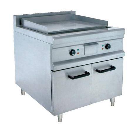 云南不锈钢厨房设备厂-电热扒炉1