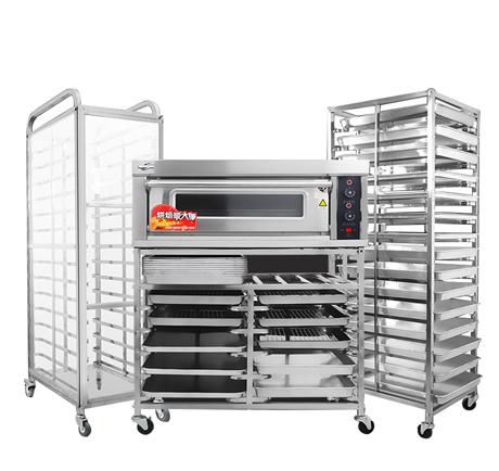 昆明不锈钢厨具厂-烤盘架2