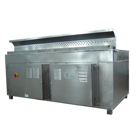 云南不锈钢厨房设备-无烟烧烤炉