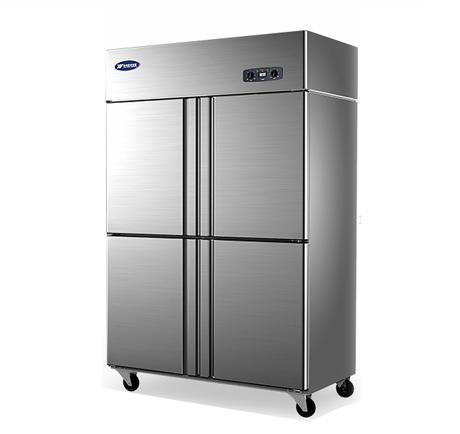 云南不锈钢厨房设备-单温冷柜