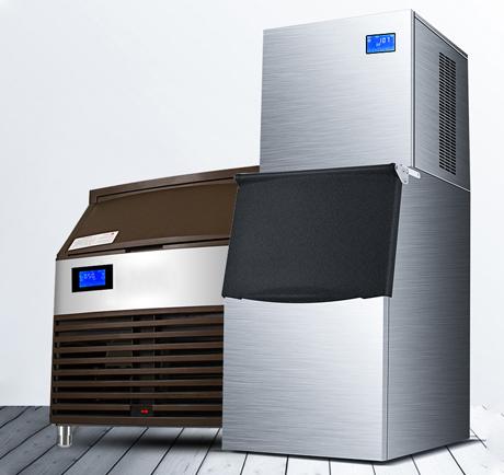 流水式制冰机