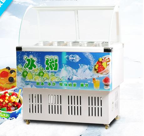 昆明不锈钢厨具价格-冰粥柜