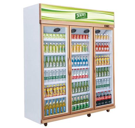 风冷饮料柜