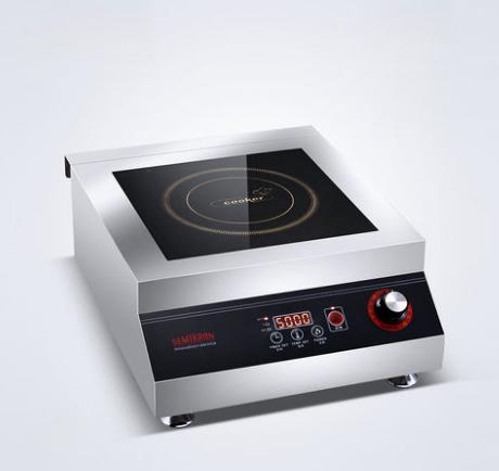 云南厨具批发-平炉厚身3500W 或5KW 旋扭款220V