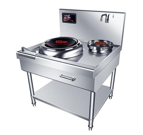 昆明厨房设备-一体式电磁煲汤炉