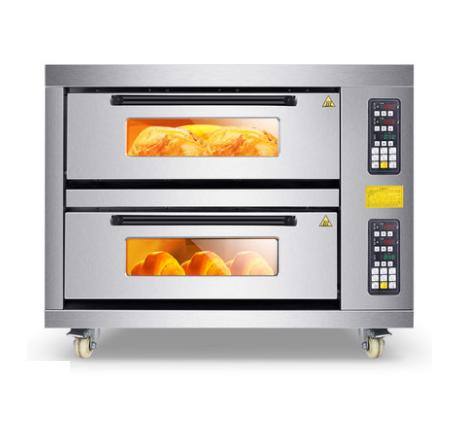 二层二盘烤箱