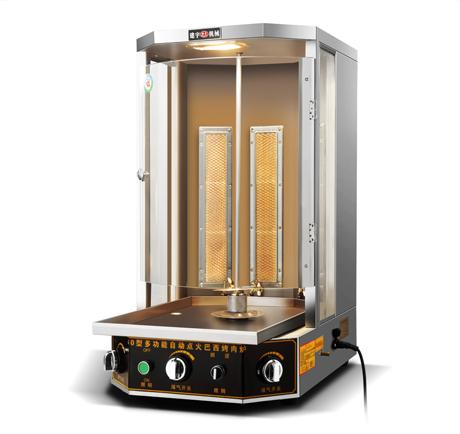 云南不锈钢厨房设备厂-旋转烤炉