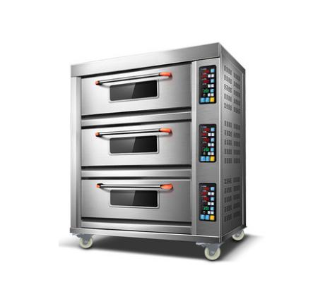云南不锈钢厨具-三层六盘烤炉