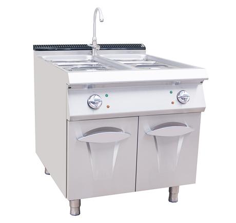 燃气保温汤池炉连柜