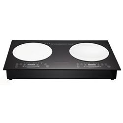 云南不銹鋼廚房設備廠-電陶爐+小炒爐 3.5KW 液晶顯示 無排風(含湯桶+炒鍋)