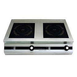 昆明厨房设备-台式双头平头炉