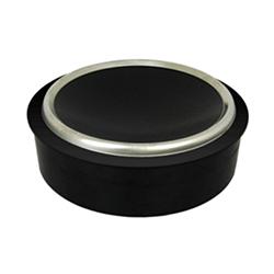 昆明厨房设备-圆形塑料款小炒炉 3KW ∮275微晶锅