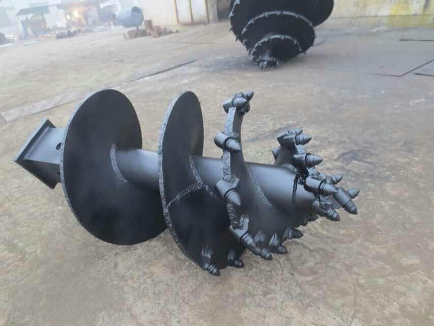 螺旋钻头-昆明迦泰机械