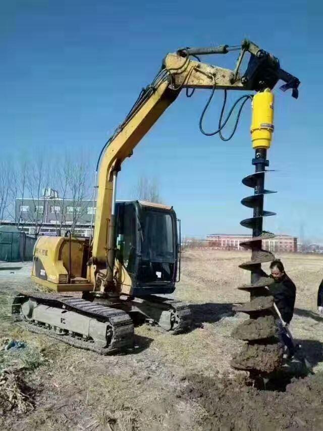 螺旋钻机与旋挖钻机的区别