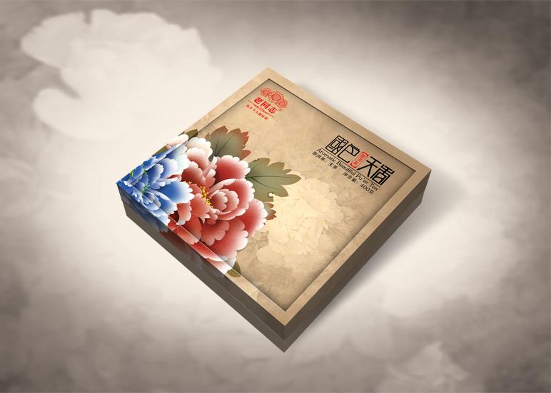茶叶礼盒包装设计制作