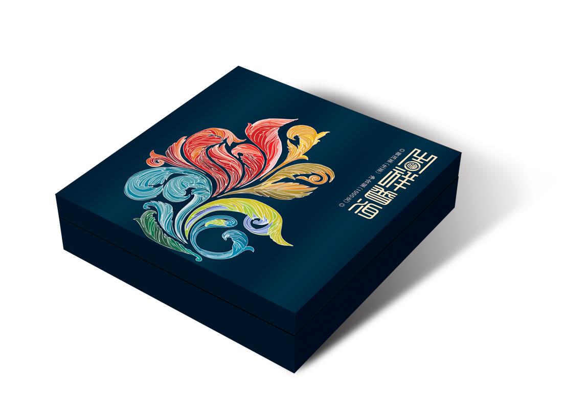 茶叶礼盒包装印刷