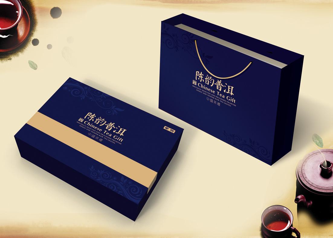 陈韵普洱包装盒